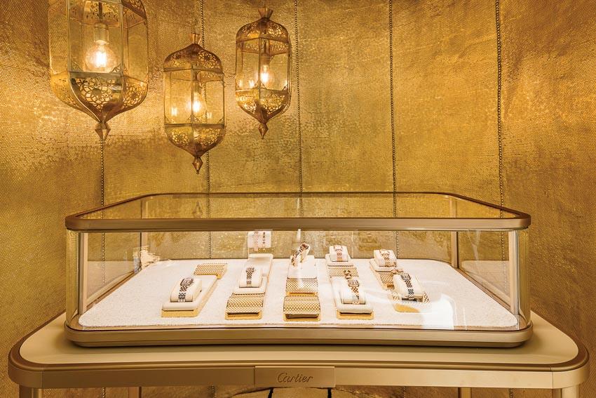 Chất Cartier tại Marrakech