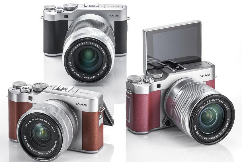 Vài mẫu máy ảnh không gương lật sáng giá