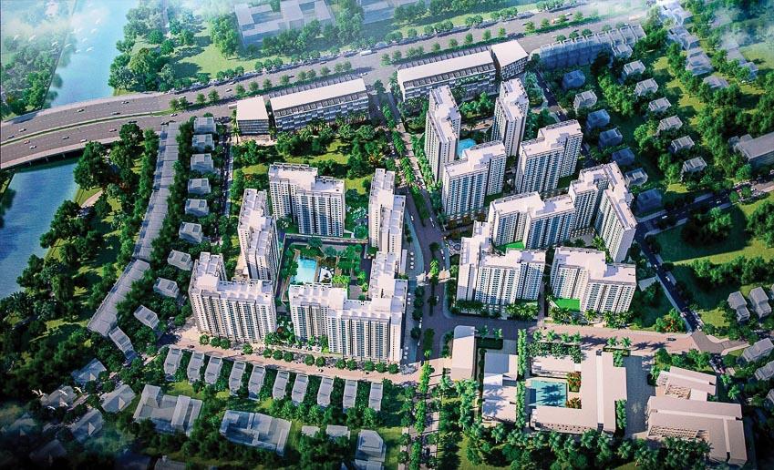 Nam Long cùng đối tác Nhật phát triển dự án Akari City