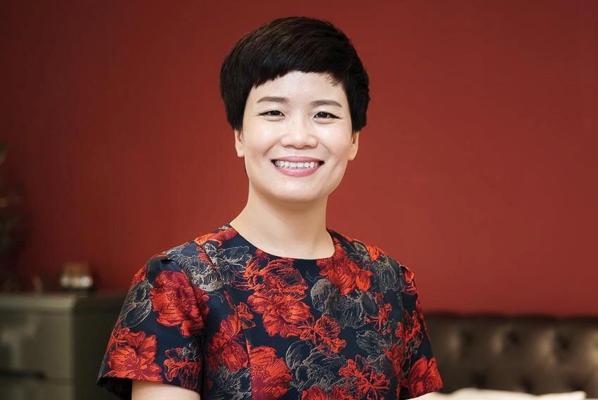 Chị Vũ Thị Hồng Hạnh, Giám đốc điều hành AConcept: Phong cách sống mới mẻ và cá tính cùng AConcept
