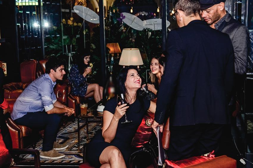 Embassy, điểm hẹn mới của giới doanh nhân Sài Gòn