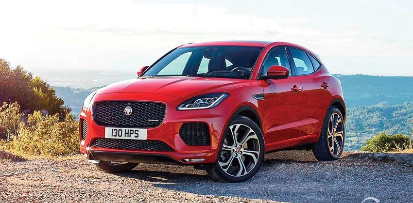 Jaguar Land Rover tăng trưởng trong tháng 4-2018 nhờ các mẫu xe mới