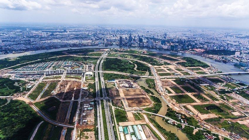 Dự án BT bốn tuyến đường chính ở Thủ Thiêm dưới mắt chuyên gia