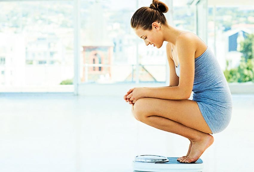 Khi tăng cân là dấu hiệu bất ổn của sức khỏe