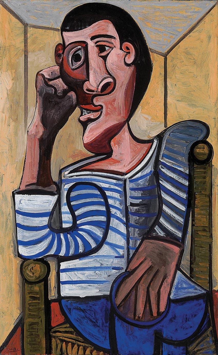 Năm 2018, tranh của Picasso có thể bán được cả tỉ USD
