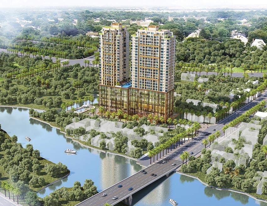 Danh Khôi Việt hợp tác phát triển dự án Southgate Tower