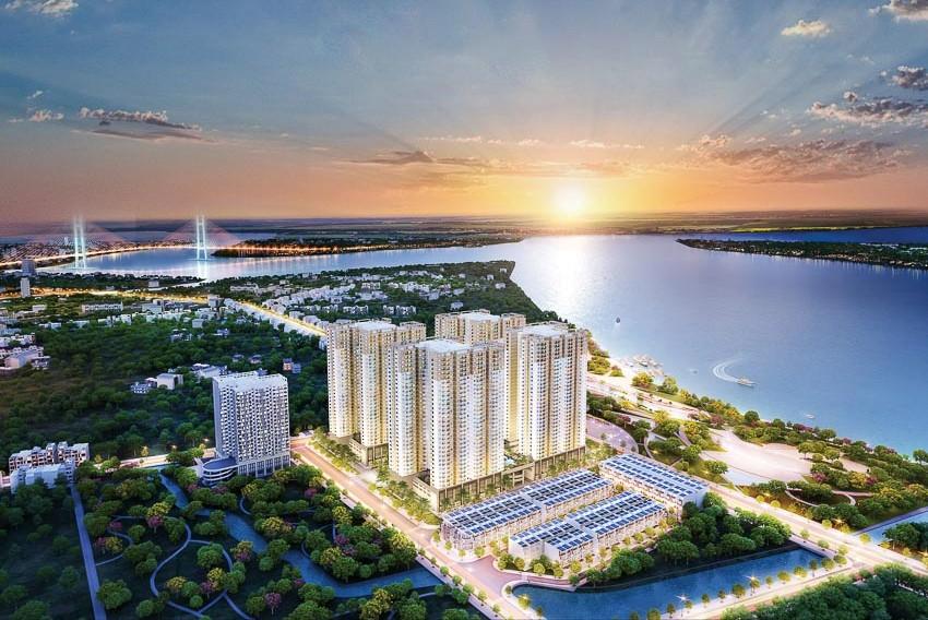 Hưng Thịnh Land chính thức giới thiệu dự án Q7 Saigon Riverside Complex