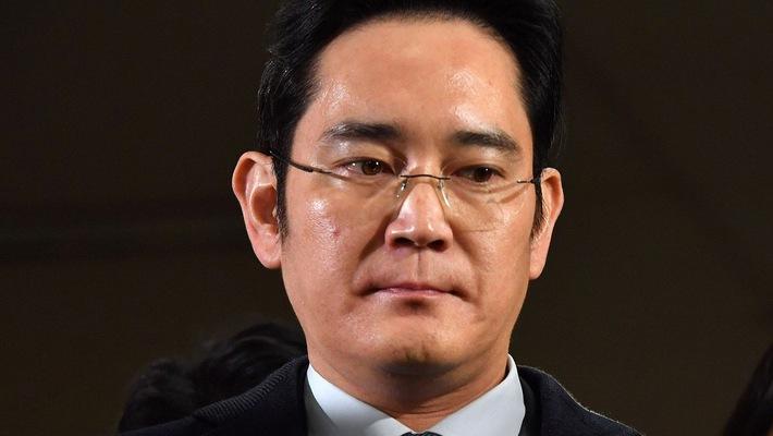 Phó chủ tịch Samsung Electronics Lee Jae-yong.