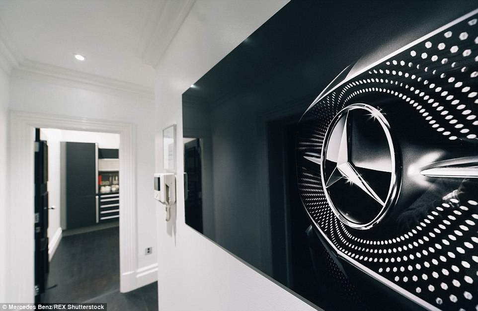 "dự án căn hộ ""Mercedes-Benz Living @ Fraser"