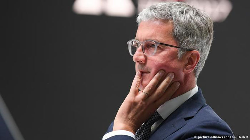 CEO Audi bị bắt do bê bối gian lận khí thải