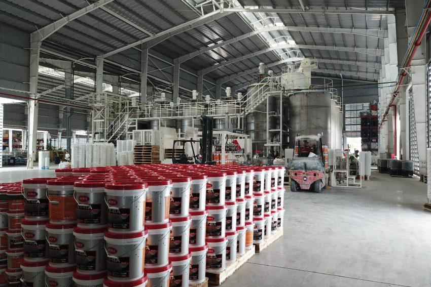 Kova khai trương nhà máy lớn nhất tại Nhơn Trạch, Đồng Nai