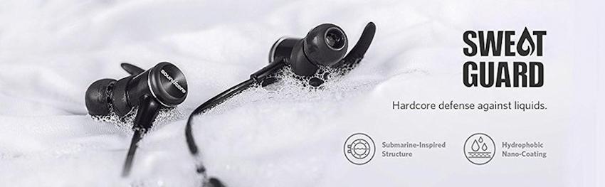 Anker ra mắt tai nghe Soundcore Spirit: chống nước SweatGuard, Bluetooth 5.0