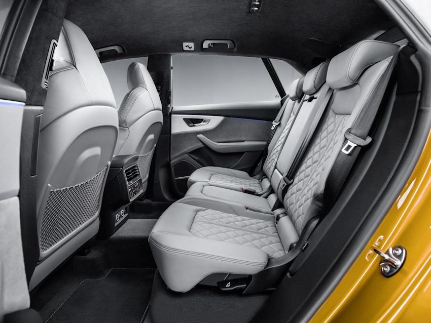 Audi Q8 2019 - cỗ máy Ur-Quattro với dáng vẻ thể thao mạnh mẽ