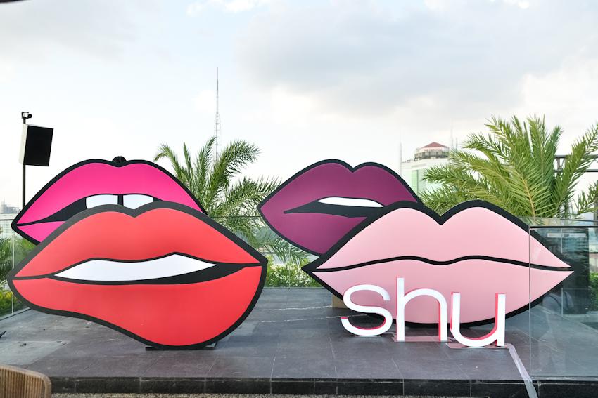 Bộ sưu tập son lì Mattitude của Shu Uemura đã chính thức chào sân Việt Nam