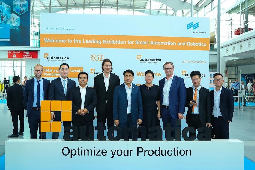 Công ty CP Nước AquaOne hợp tác cùng doanh nghiệp Đức thực hiện dự án Xử lý bùn tại Hà Nội