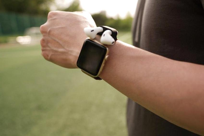 Elago - vòng đeo tay hỗ trợ tai nghe Apple Airpods