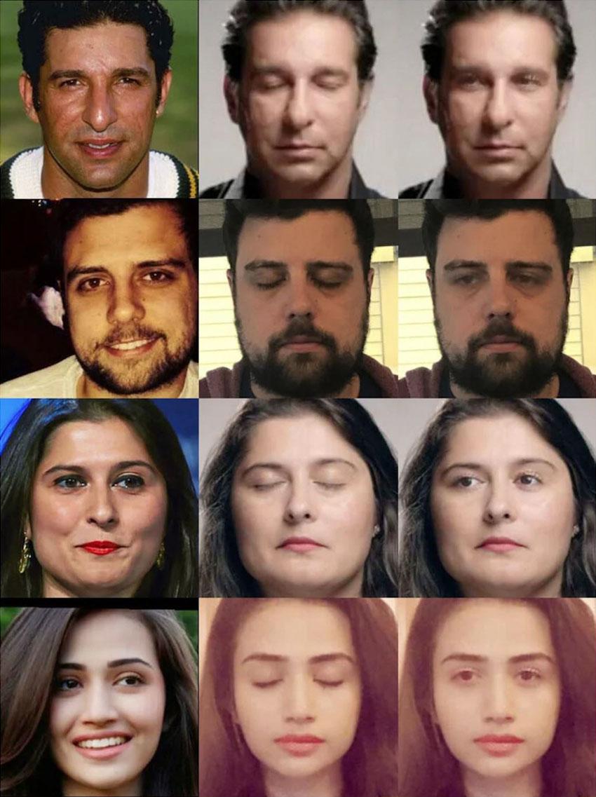 Facebook sẽ dùng công nghệ AI chỉnh sửa các ảnh selfie nhắm mắt
