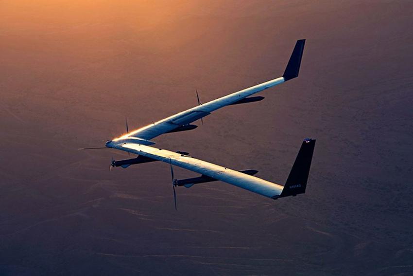 Facebook ngừng chương trình drone phát Internet toàn cầu