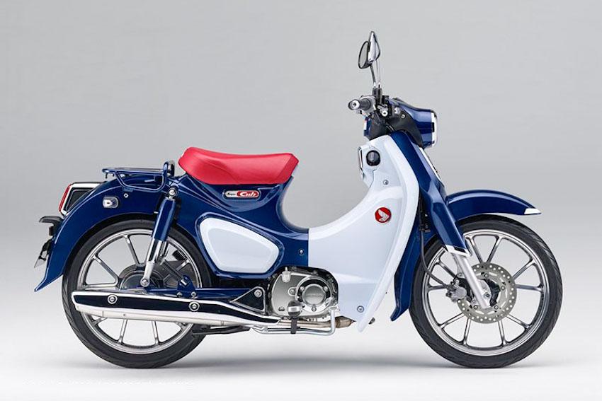 Honda Super Cub C125 và Monkey 125 có giá từ 82,1 triệu