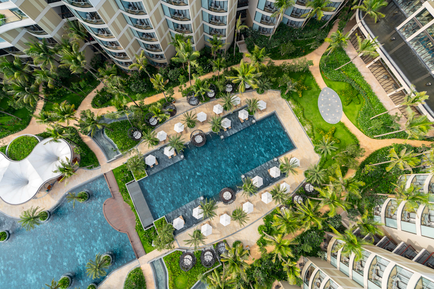 Intercontinental Phu Quoc Long Beach Resort Mở Cửa đon Du Khach