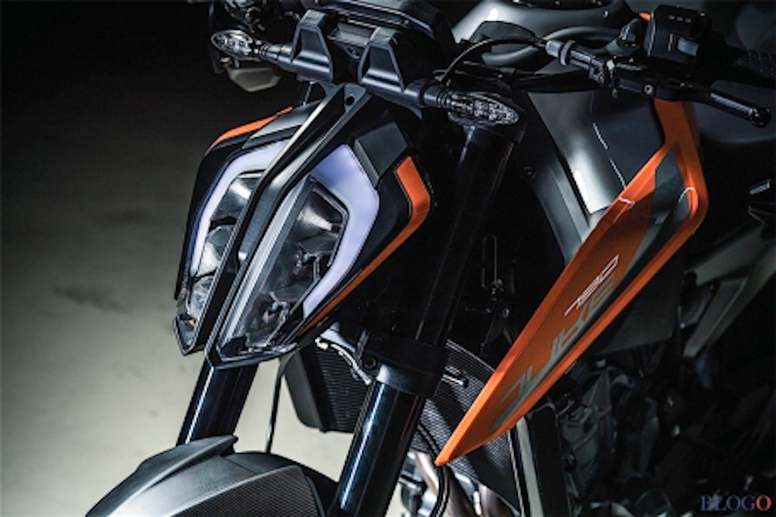 Dao mổ KTM 790 Duke 2018 xuất hiện tại Đông Nam Á, giá 369 triệu đồng