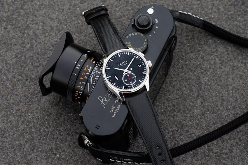 Leica ra mắt bộ đôi đồng hồ hạng sang L1 & L2,mứcgiá từ 270 triệu