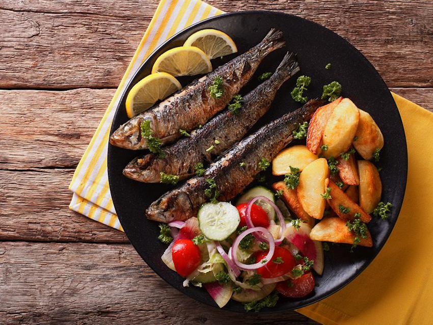 Mediterranean Diet - Phương pháp ăn kiêng Địa Trung Hải 1
