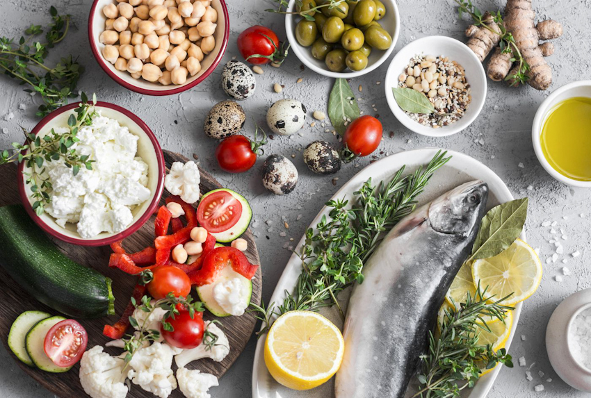 Mediterranean Diet - Phương pháp ăn kiêng Địa Trung Hải 2