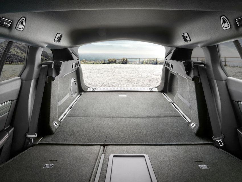 Peugeot 508 SW - mẫu xe gia đình thanh lịch và sang trọng đến từ Pháp