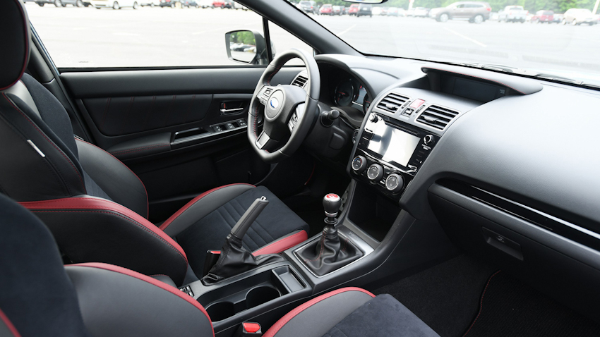 Subaru ra mắt WRX và WRX STI 2018 phiên bản đặc biệt Series.Gray