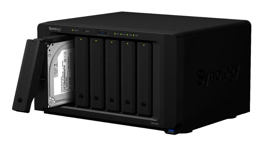Synology trình làng DiskStation DS1618+