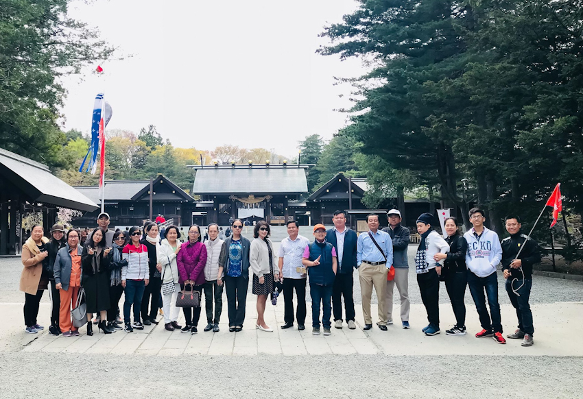 TST Tourist tung ra loạt tour hấp dẫn hè 2018