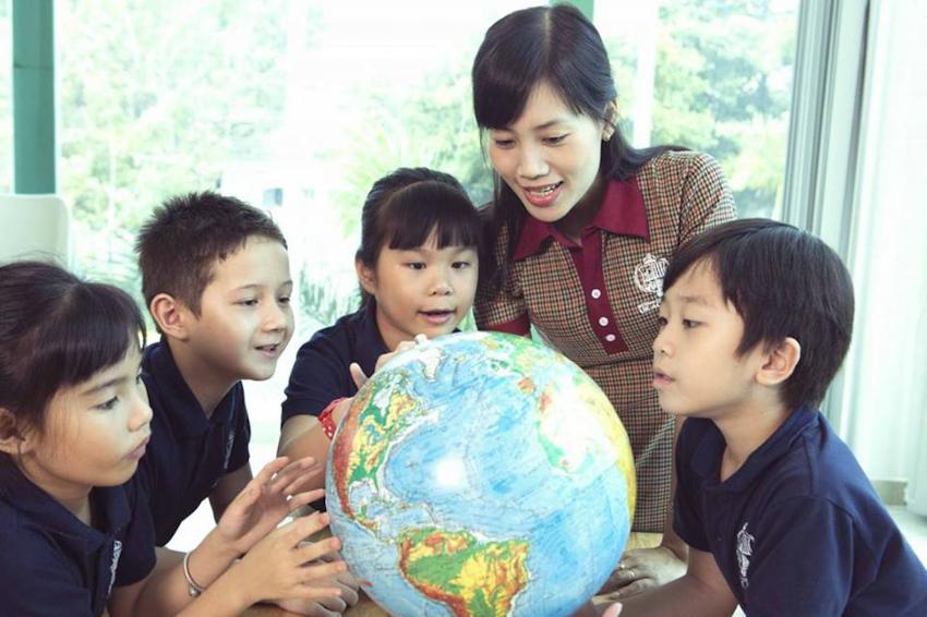 Đầu tư trọn gói cho con học trường quốc tế