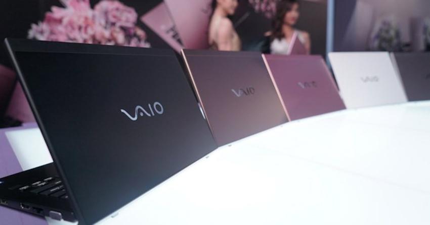 VAIO quay trở lại thị trường Châu Á với loạt sản phẩm laptop mới