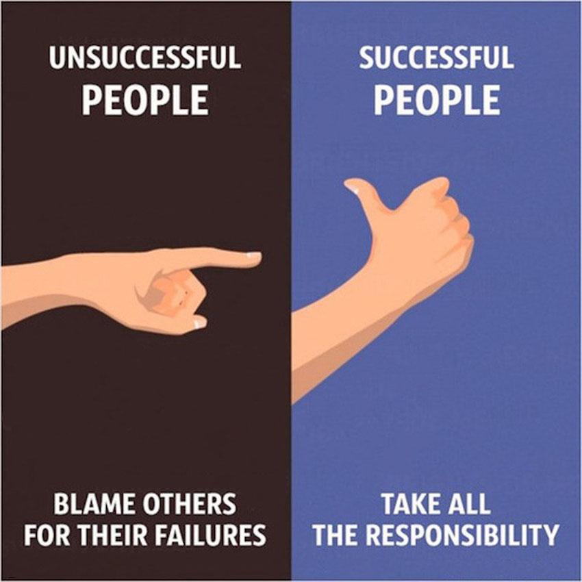 9 sai lầm luôn gặp ở kẻ thất bại: Nếu không thay đổi hơn nửa số này, bạn đừng mơ tới thành công