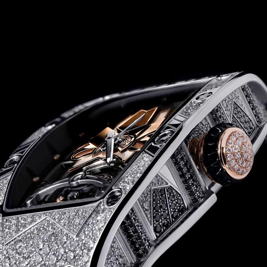 RM 71-01 Tourbillont Talisman - Khi kĩ thuật chế tác đỉnh cao đi cùng nghệ thuật trang sức tinh xảo