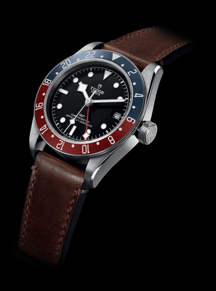 Tudor giới thiệu mẫu đồng hồ Black Bay Fifty-Eight mới