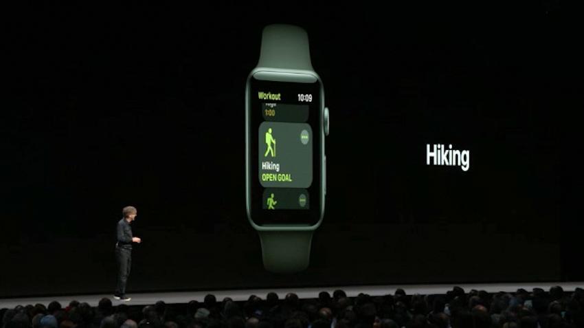 WatchOS 5: Cải thiện đo sức khỏe, tính năng thể thao, chế độ trò chuyện như bộ đàm
