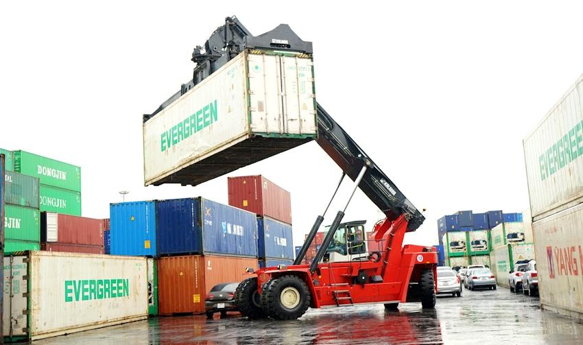 Dòng xe nâng container Kalmar Essential Range đã có mặt tại VN