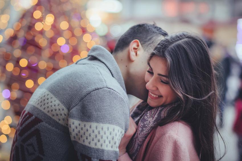 Mùi của bạn tình: Liều thuốc giảm căng thẳng hiệu quả