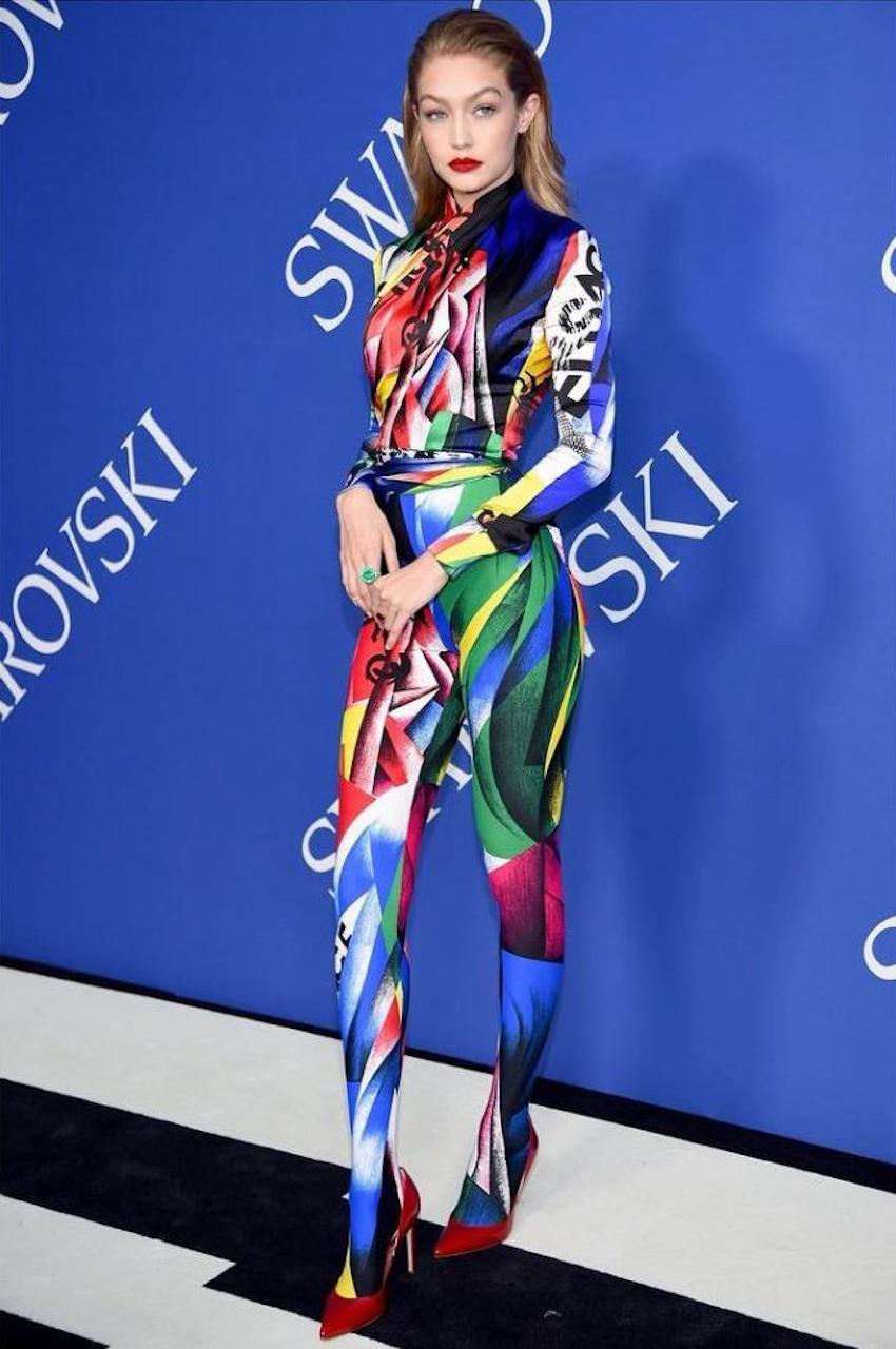 Siêu mẫu Naomi Campbell nhận giải biểu tượng thời trang 2018 tù CFDA