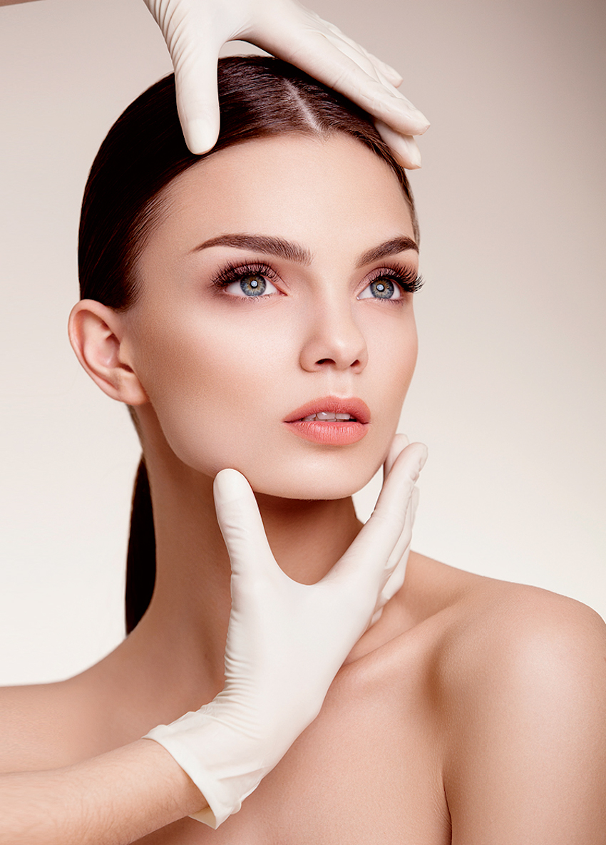Thon gọn khuôn mặt : 3 cách để giảm thiểu chất béo khó trị 1