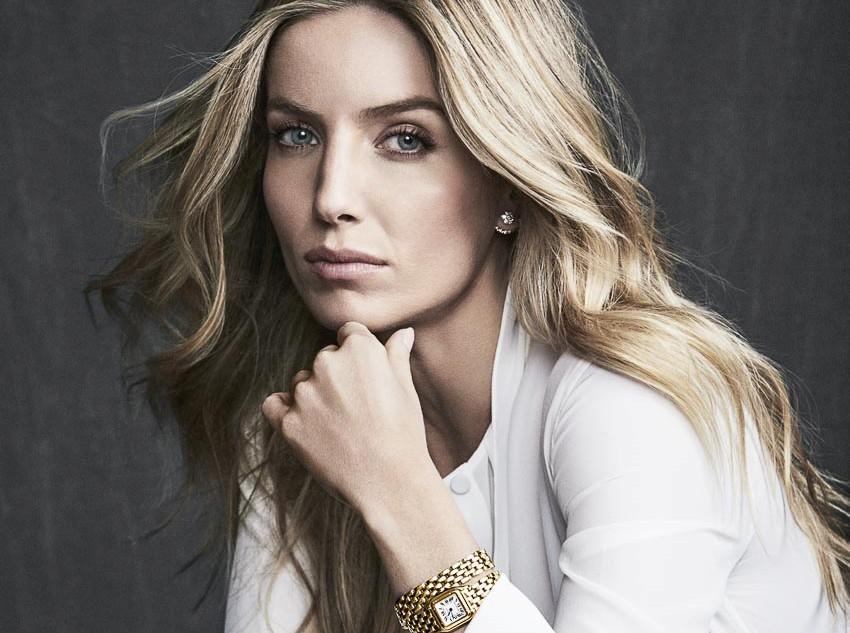 Annabelle Wallis - gương mặt đại diện mới của Panthère de Cartier