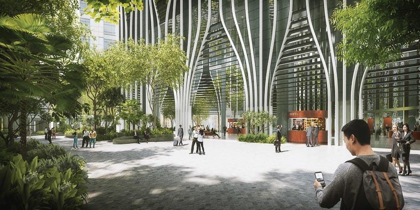 Các dự án tích hợp thế hệ mới của CapitaLand giành giải thưởng cao nhất tại BCA Universal Design Mark Awards