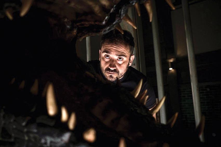 J.A. Bayona - Sự sụp đổ của thế giới khủng long