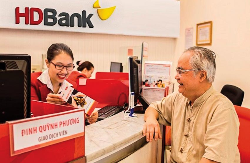Gửi tiết kiệm, nhận lãi suất tối đa đến 7,6%/năm cùng HDBank