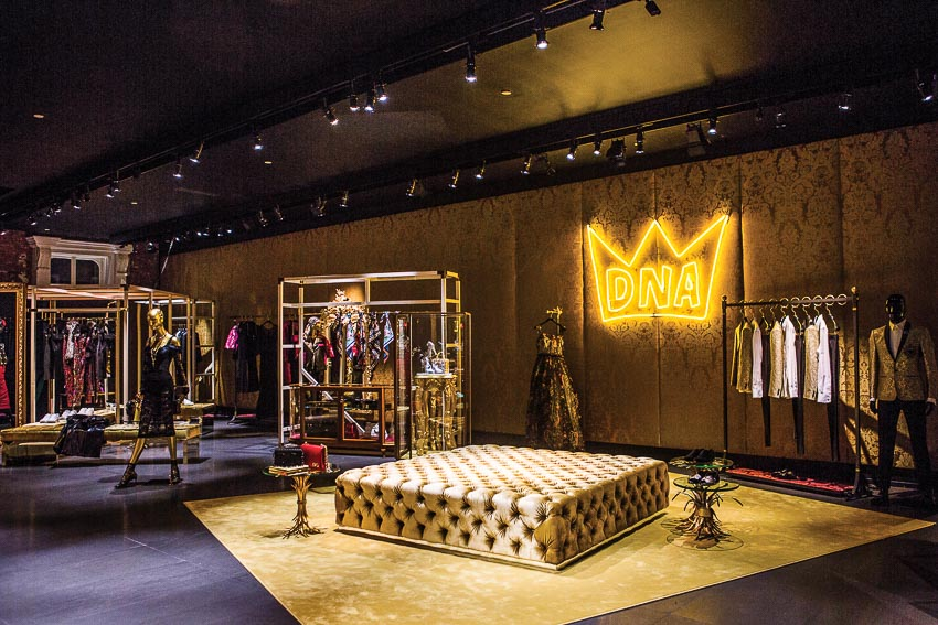 Boutique mới của Dolce & Gabbana tại New York