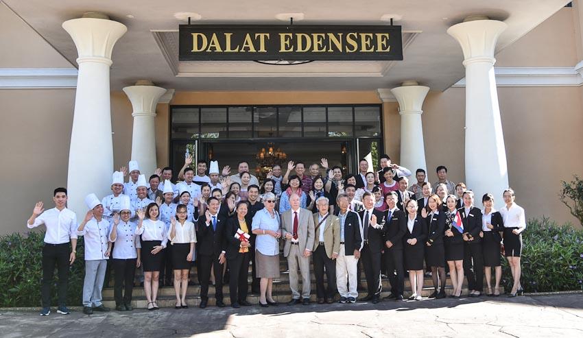 Ông Tiêu Như Phương, chủ đầu tư Dalat Edensee Lake Resort & Spa: Hồ Tuyền Lâm là nơi vẻ đẹp thiên nhiên Đà Lạt còn nguyên vẹn nhất