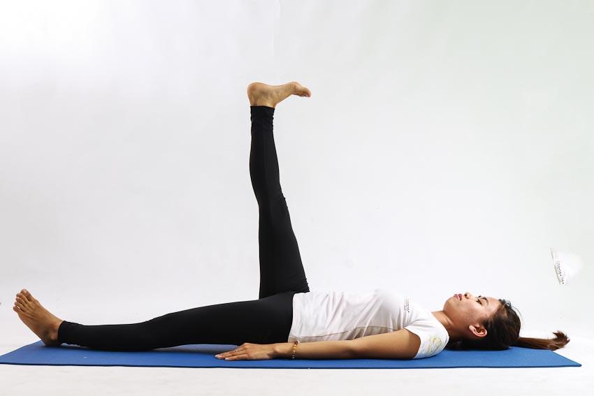 Phục hồi các bệnh về cột sống bằng tập yoga