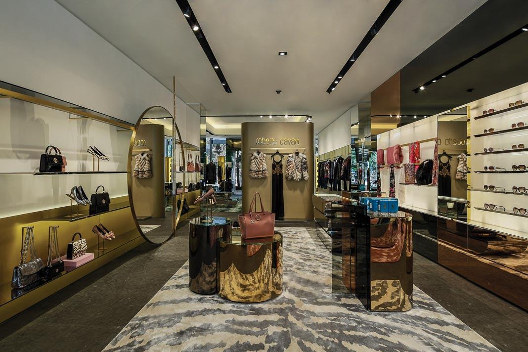 Cửa hàng thứ 2 của Roberto Cavalli tại Bắc Kinh